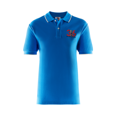 36th Edition Polo - Blue