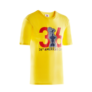 36th Edition Tee - Yellow