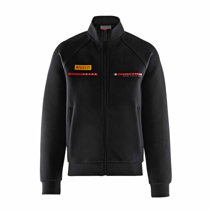 Gym Tech Jacket - Black
