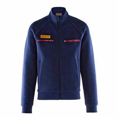 Gym Tech Jacket  - Navy