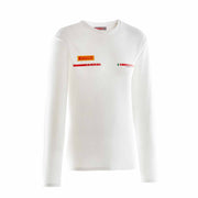 Icon Long Sleeve T-Shirt - White