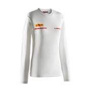 Women's Icon Long Sleeve T-Shirt - White