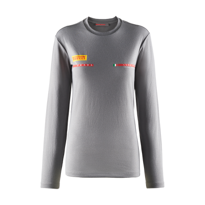 Women's Icon Long Sleeve T-Shirt - Grey