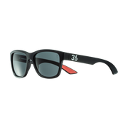 Squadron Sunglasses - Matte Black