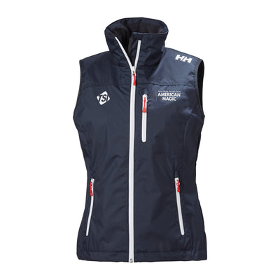 American Magic Women's Crew Vest