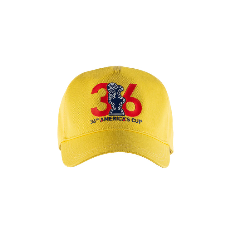 36th Edition Cap - Yellow