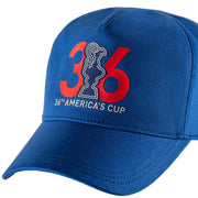 36th Edition Cap - Sky Blue