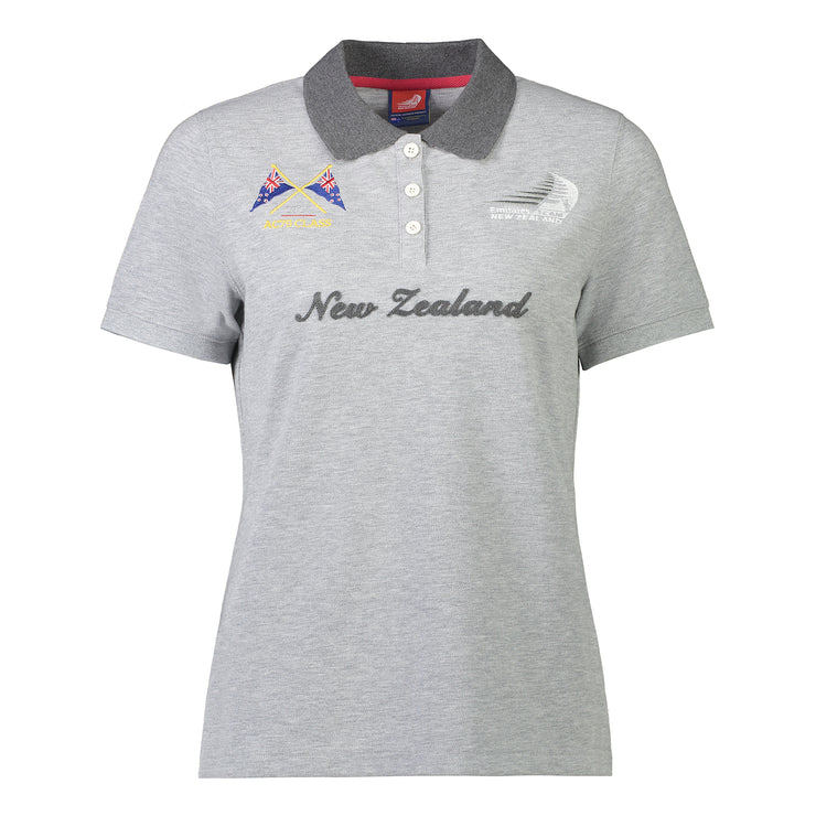 Womens New Zealand Polo Shirt