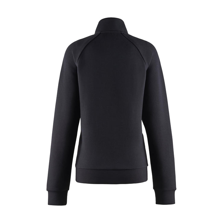 Women's Gym-Tech Jacket - Black
