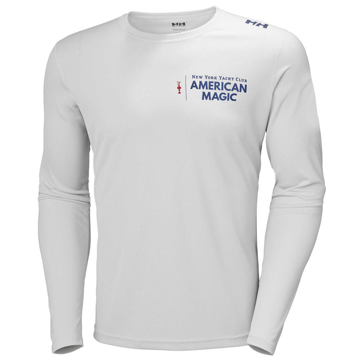 American Magic Long Sleeve Tech T-Shirt
