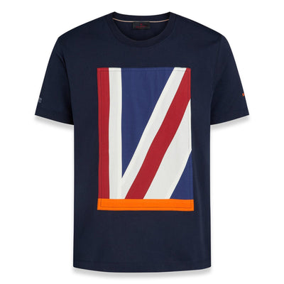 Ineos Team UK Britannia Applique T-Shirt