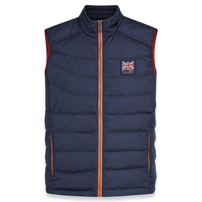 Ineos Team UK Britannia Rodings Gilet