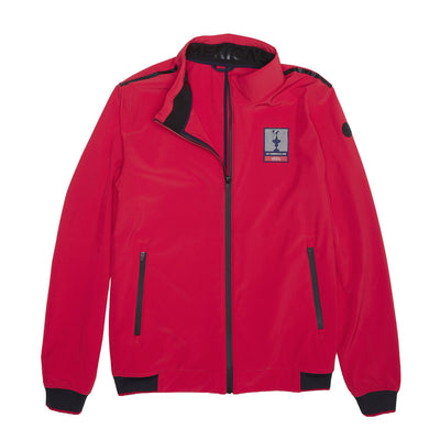 North Sails Perth Jacket - Red
