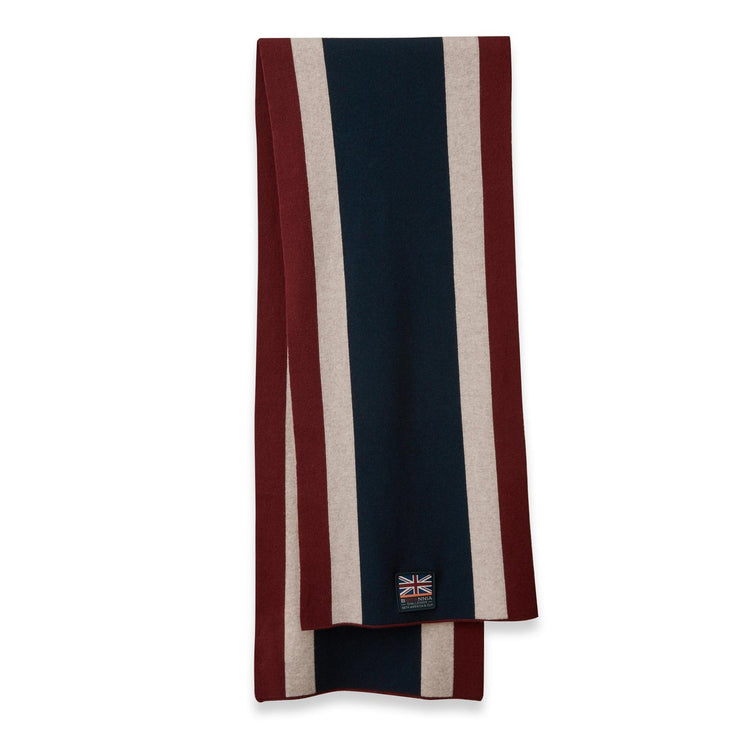 Ineos Team UK Britannia Stripe Scarf