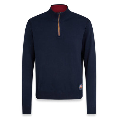 Ineos Team UK Britannia Quarter Zip
