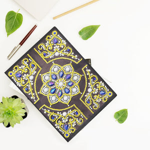 39 Mandala Notebook