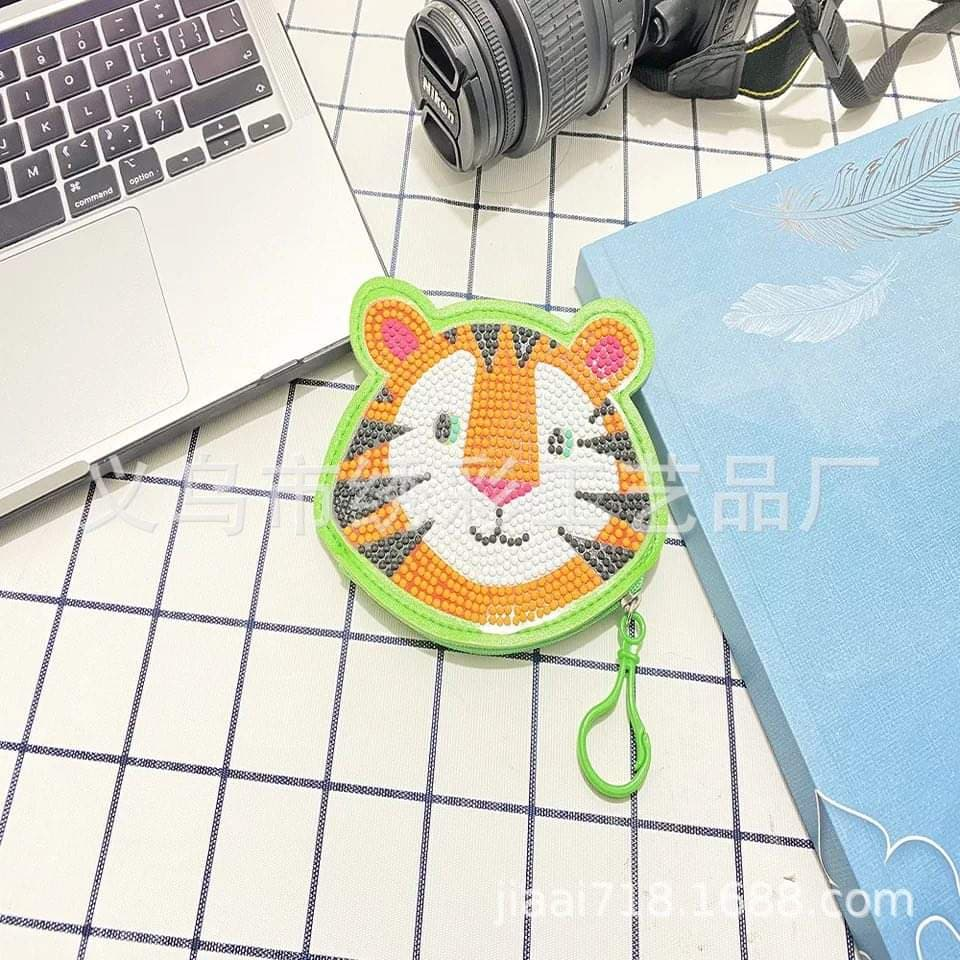 Tiger Coin Purse