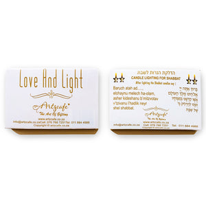 You Light Up My Life Collection -Extra Long Artzcafe Designer Art Match Boxes