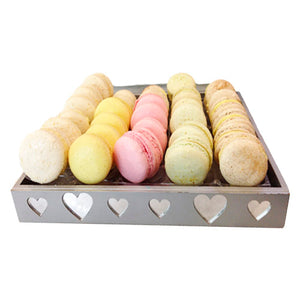 Biscuit/Macaroon Wooden Tray