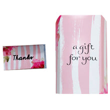 Load image into Gallery viewer, A Gift For You - PVC Word Art Container & Matches To Match