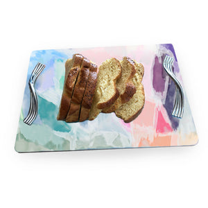 Bread/Biscuits/Challah/Cheese Medium Serving Tray