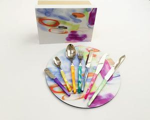 Imported Mother Of Pearl Cutlery From France
