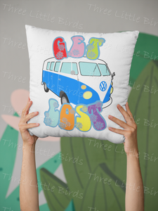 Get Lost Combi Cushion