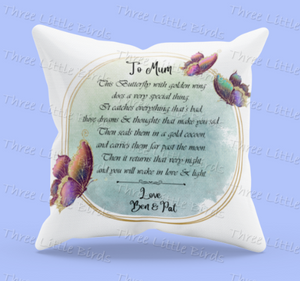 Comfort Cushion  - Older Child/Adult - Unisex - 5 Designs Available!