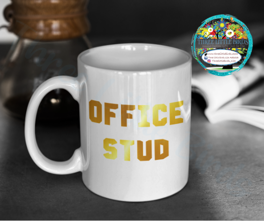 Office Stud - Mug