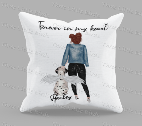 Memorial Pet Cushion