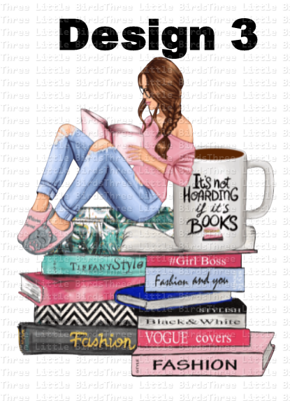 It's not Hoarding if it's Books - Cushion - 4 designs to choose from