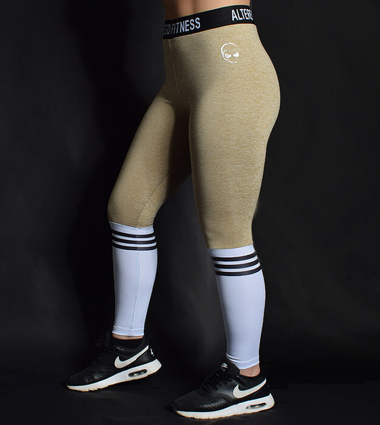 TechniQ Leggings Sandstorm