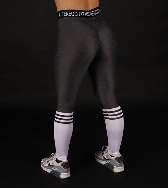 TechniQ Leggings v2 Scrunchbum Onyx