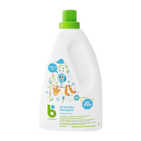 Laundry Detergent - Fragrance Free 1.77L