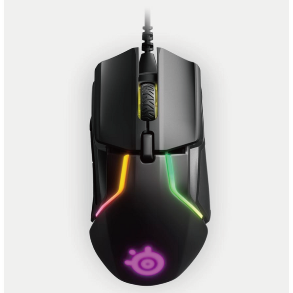 [T]SteelSeries Rival 600 Dual Sensor System Gaming Mice