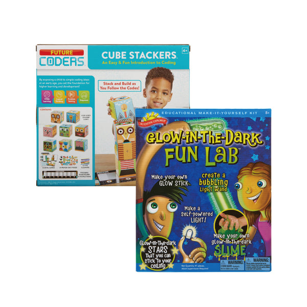 Science & Coding Set