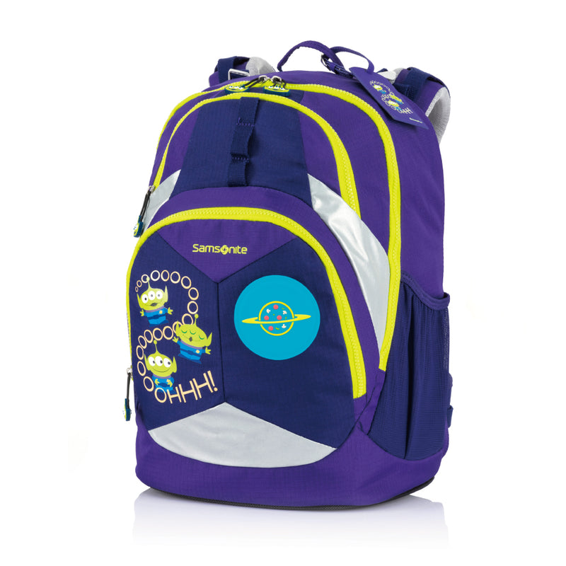[T] Samsonite SAM ERGOFIT x Toy Story Kids Backpack (Aliens)