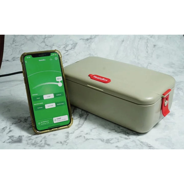 Faitron HeatsBox Life Heating Lunch Box