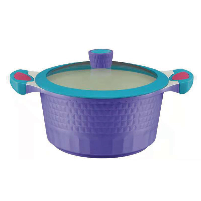 [T] Diamond purple version Pot