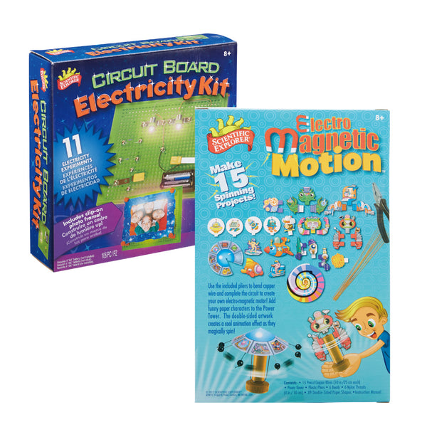 Electric Science Set