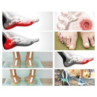 [T] re:HEALTH - Custom Made Orthotics & Foot & Gait Motion Assessment with Report