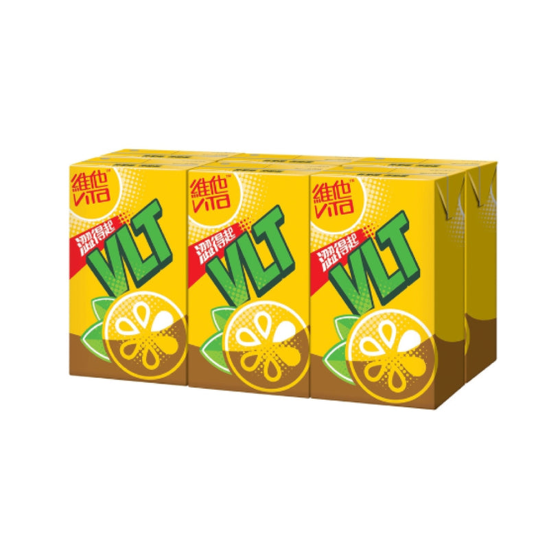 [T] VITA LEMON TEA 250MLX6'S