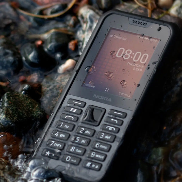 Nokia 800 TA-1189 DS HK (Black)