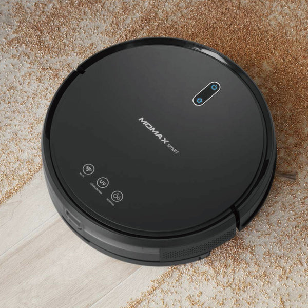 [T] (Include delivery) MOMAX Trio-Cleanse IoT UV-C Vacuum Robot (RO1S)