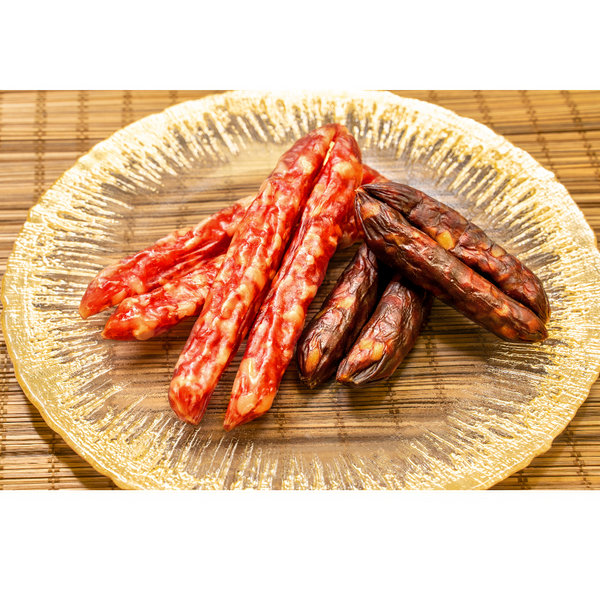 Kim Cook Yuen - Classic Duck Liver Sausage and  Pork Sausage Set (302.5g each)