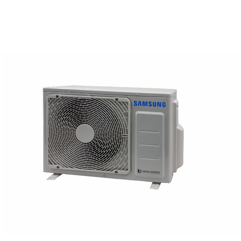 SAMSUNG Wind Free™ Air conditioner (Multi-Split Type) 1 outdoor unit AJ040TXJ2KH/EA + 2 indoor units AJ020TNAPKH/EA