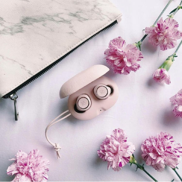 B&O E8 Bluetooth Earphones - Pink