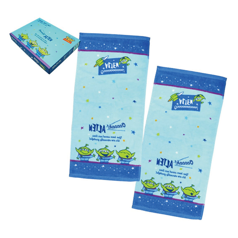Toy Story 2P Face Towel Set 60x30cm