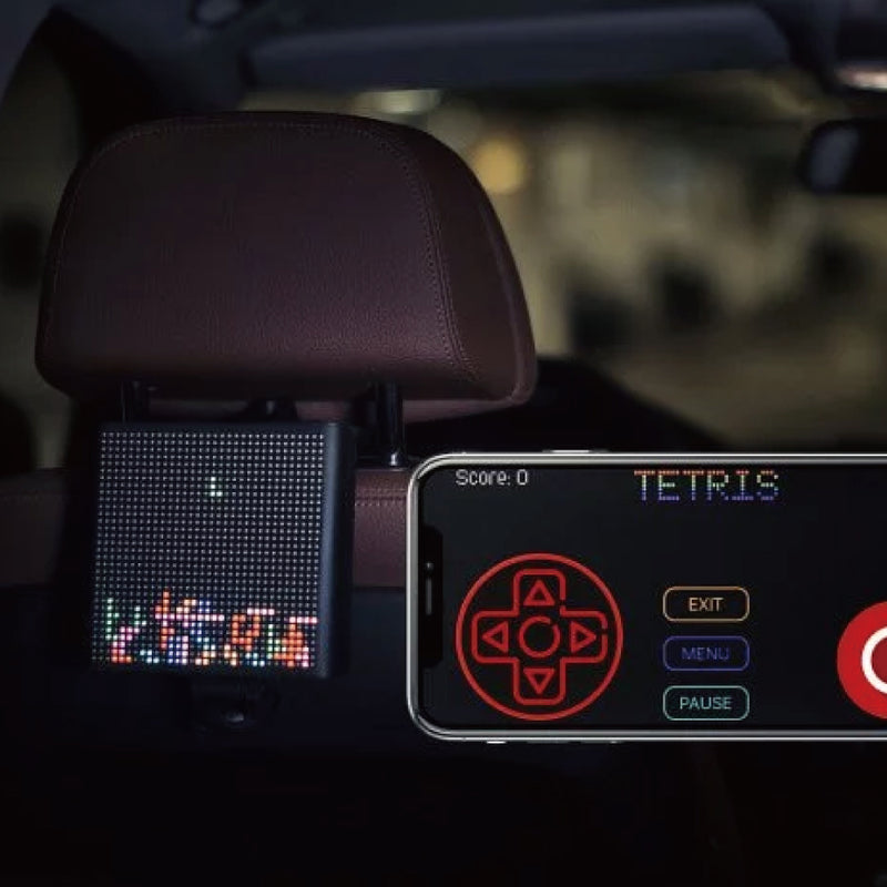Mojipic Emoji Car LED Display