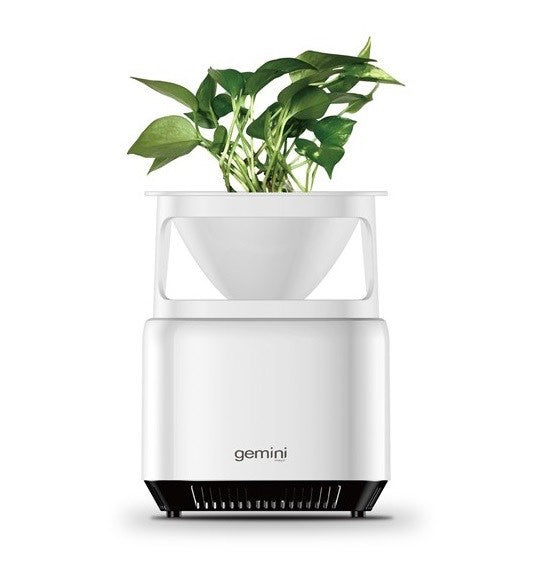 [T] Gemini Ionic UV HEPA Filter Air Purifier